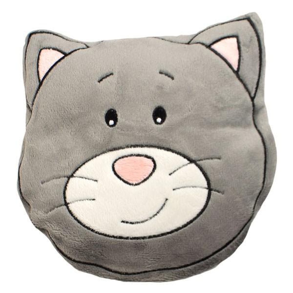 Wärmekissen Tierkopf Katze