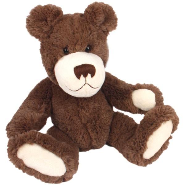 Classic Bär, dunkelbraun, 20cm