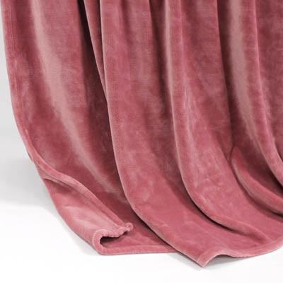 Decke SilkTouchUni altrosa, 150x 200cm