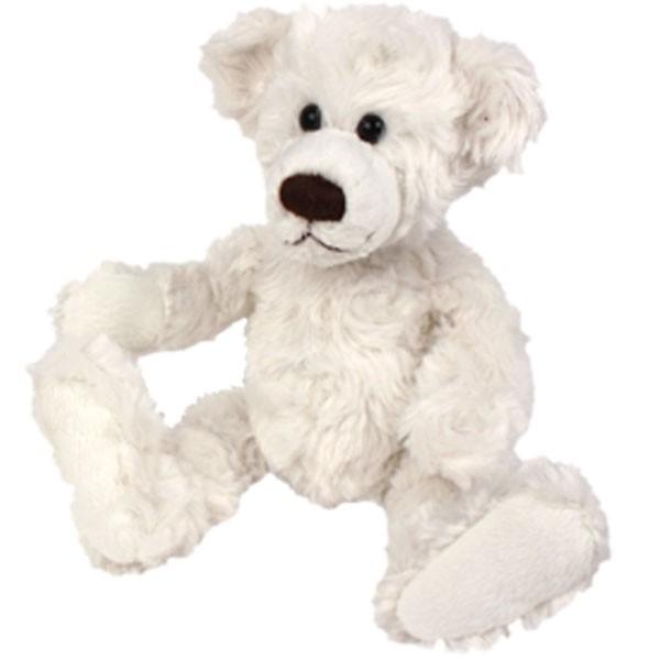 Classic Bär, weiß, 16cm