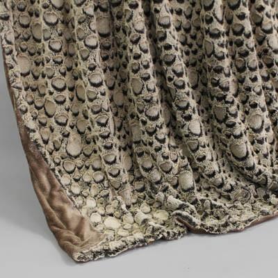 Wendedecke Steinoptik beige/hellbraun, ca. 150 cm x 200cm