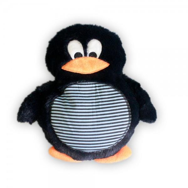 Wärmekissen Kuschel, Pinguin, ca. 25 cm