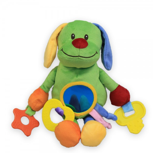 Activity Hund, ca. 30cm, mit verschiedenen Spielmöglichkeiten