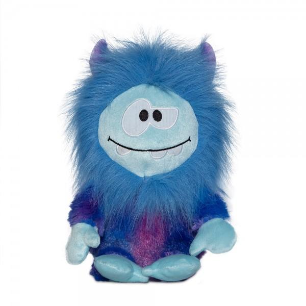 Funny Monster, sitzend ca. 25 cm, verschiedene Farben