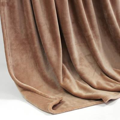 Decke SilkTouchUni beige, 150x 200cm