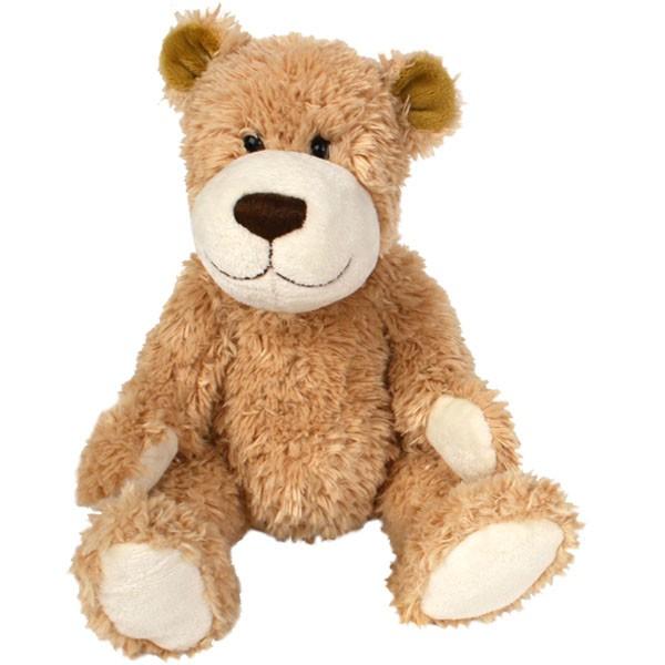 Classic Bär, dunkelbeige, 20cm