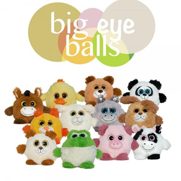 Big Eye Balls, 12-fach sortiert, ca. 20 cm