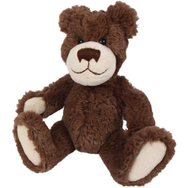 Classic Bär, dunkelbraun, 16cm