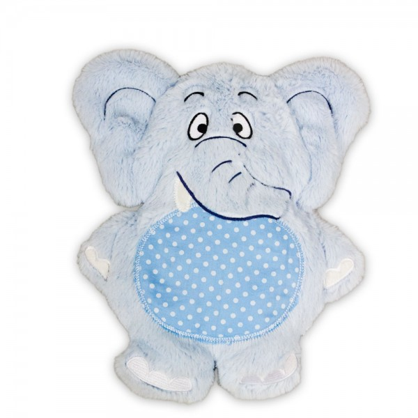 Wärmekissen Kuschel, Elefant, ca. 25 cm