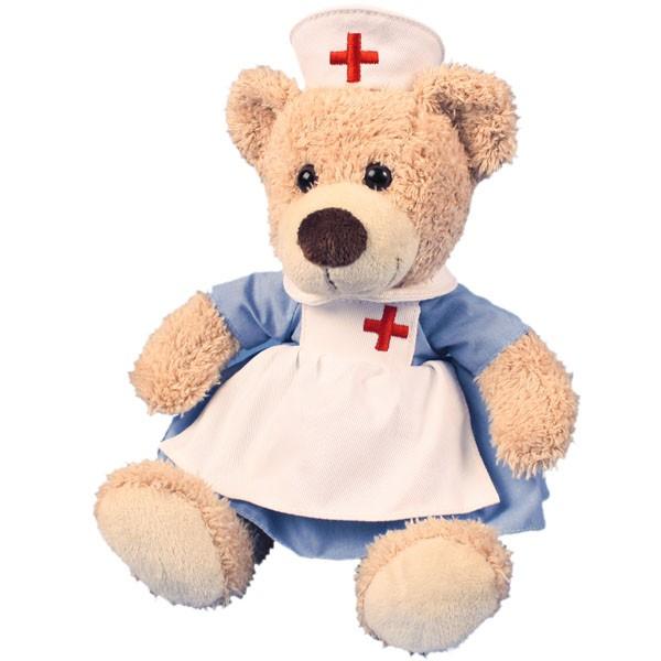 Krankenschwester, 18cm