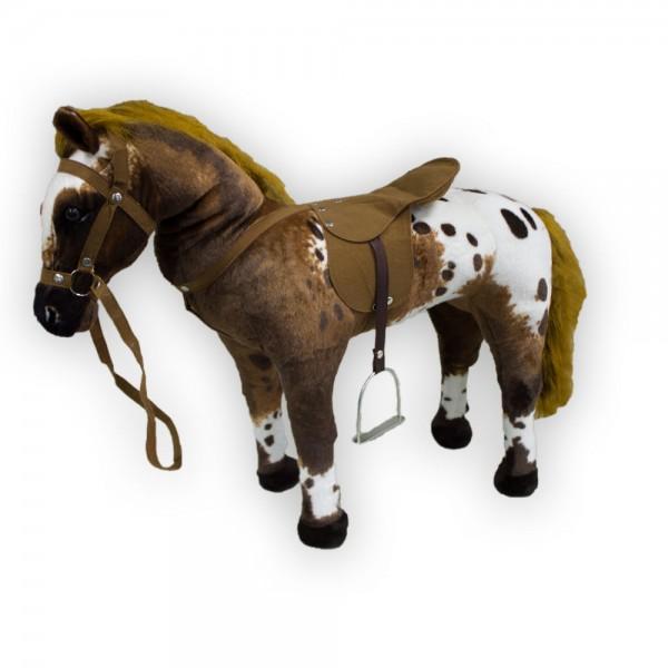 Reittier Pferd