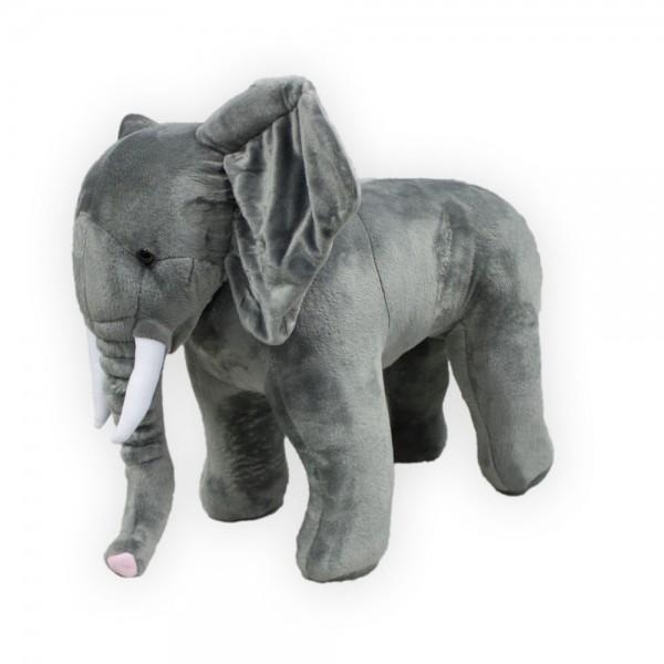 Reittier Elefant